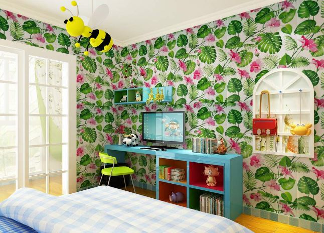 Wallpaper [ best 15 amazing wallpapers home & kitchen design ]