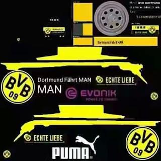 Download Livery Bus Dortmund