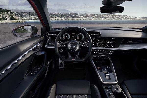 Interior Audi S3 Sedán 2020
