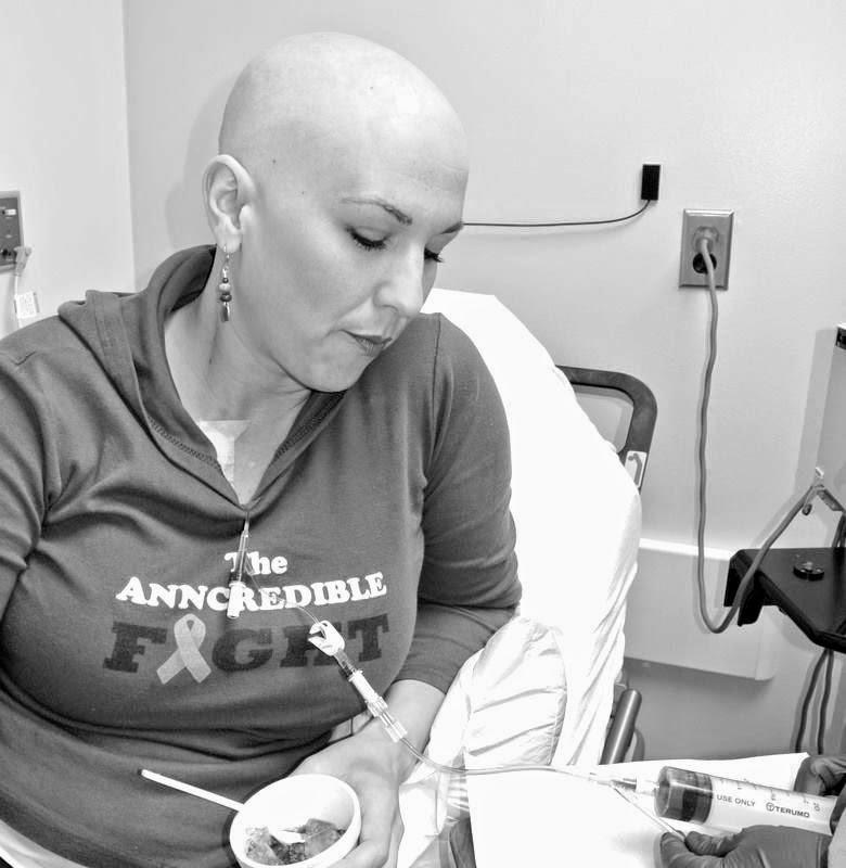 Skin Red Devil Chemotherapy