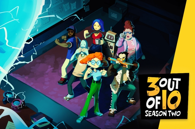 3 out of 10: Season Two está gratuito na Epic Games Store