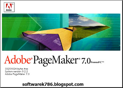 free download adobe pagemaker 7.0 full version crack