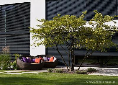 Gartendesign München, Hausgarten, Gartenplaner München, Renate Waas
