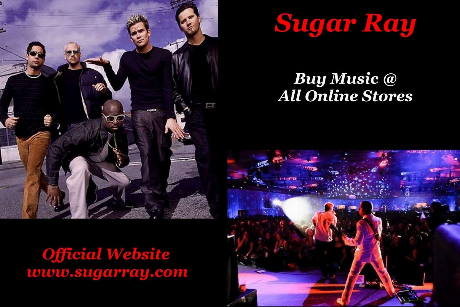 mp3 sugar ray