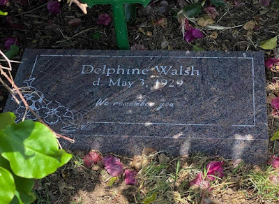Delphine Walsh Hollywood Forever