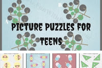 Fun Picture Puzzles for Teens with Answers