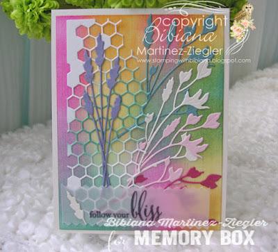 spring wild paririe stems front card