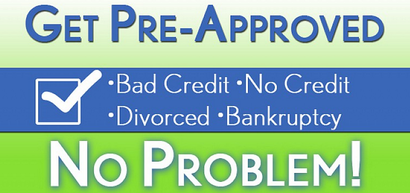 How Much Downpayment For A New Car With Bad Credit