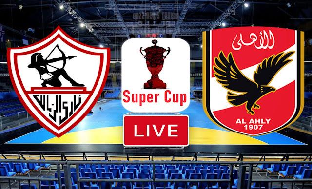 بث مباشر | مشاهدة مباراة الزمالك المصري ضد الأهلي المصري في نهائي كأس السوبر الإفريقى لكرة اليد - Match Egypt Flashscore African Handball Super Cup Final