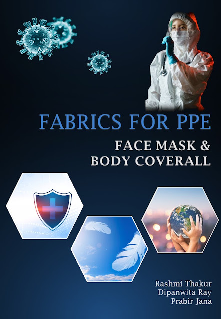 Book cover Fabrics for PPE