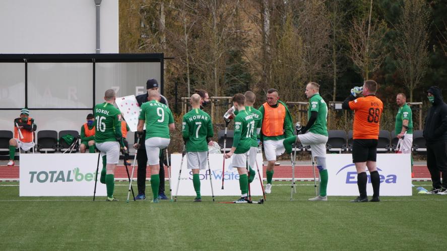 Amp futbolowa Warta Poznań | foto: Piotrek Przyborowski / aosporcie.pl