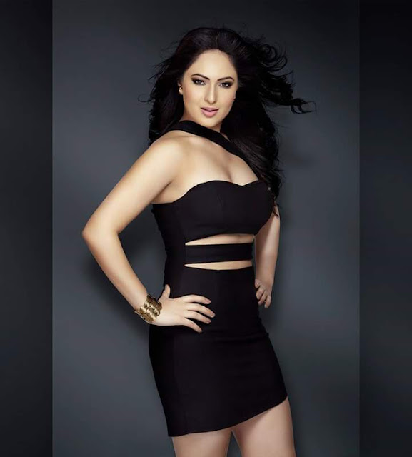 Actress Nikesha Patel Latest Photoshoot