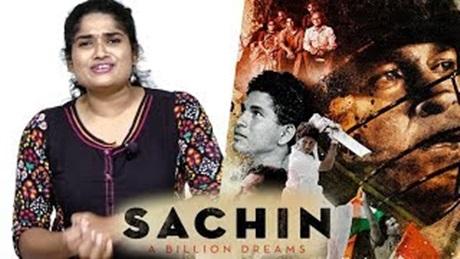 Sachin: A Billion Dreams Review | Sachin's Life Journey