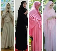 Baju Gamis Syar 39 I Oki Setiana Dewi Busana Osd Terbaru 2017