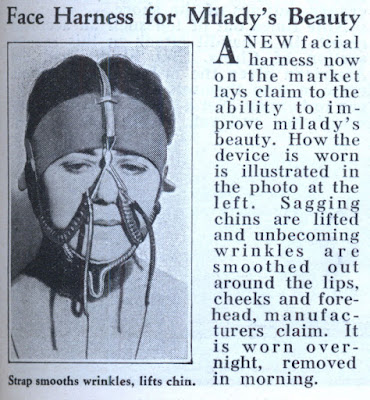 Face Harness for Milady's Beauty