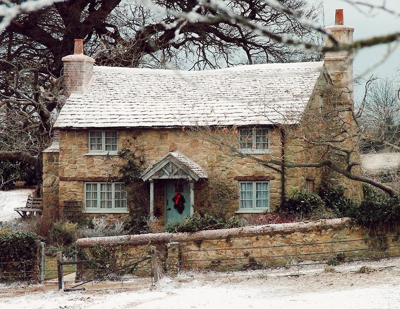 On Film | Rosehill Cottage: A Look Inside the Cottage from the Film, The Holiday