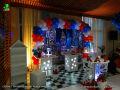 Nova York - Decoração temática para festa de aniversário de meninas.