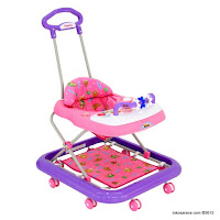 Family FB1817LD Safari Baby Walker