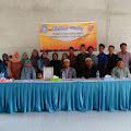 Karang Taruna Desa Pasak Adakan Pelatihan Buat Kopiah Songket