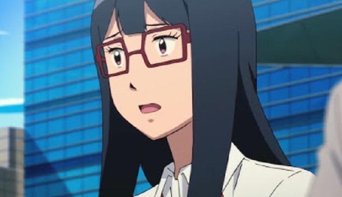 Digimon Adventure tri. 3: Kokuhaku – Taichi dan teman-temannya tidak bisa menyembunyikan betapa mengganggunya sesuatu yang tiba-tiba salah dengan Meicoomon, yang menyebabkannya menghancurkan Leomon dan menghilang melampaui distorsi.