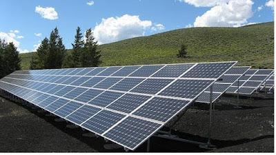 Cahaya matahari sebagai sumber energi - pustakapengetahuan.com