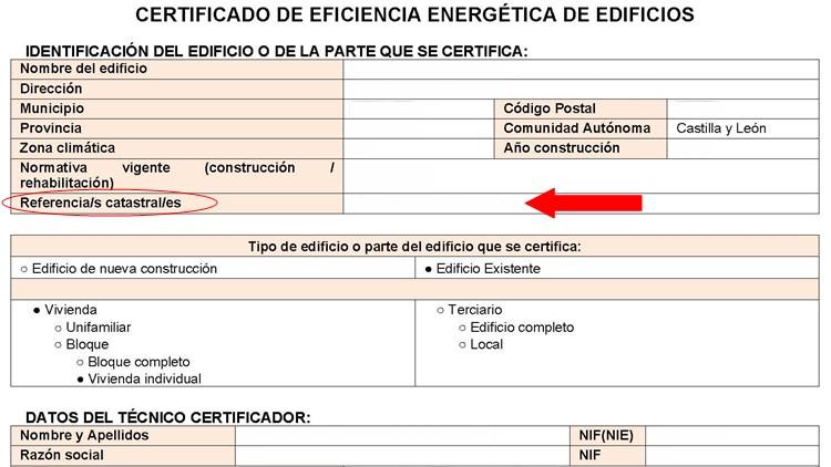 como destapar el fraude de los certificados con los datos de la referencia catastral