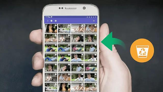 استرجاع الصور المحذوفة من الهاتف وبطاقة الذاكرة SD Card للاندرويد