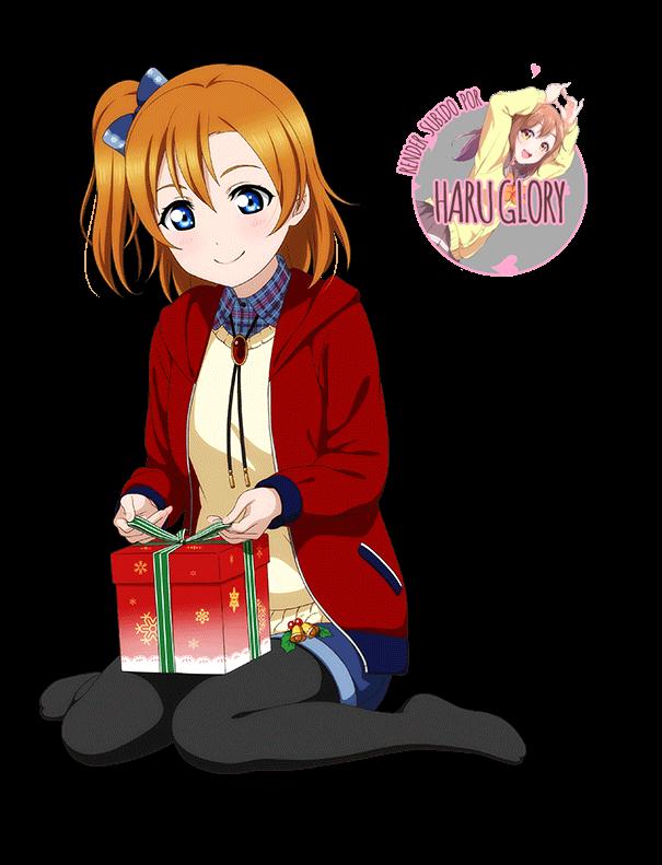 Kousaka Honoka 18 (navidad)