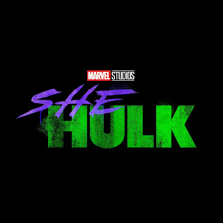 She Hulk Disney+ Marvel Series Logo
