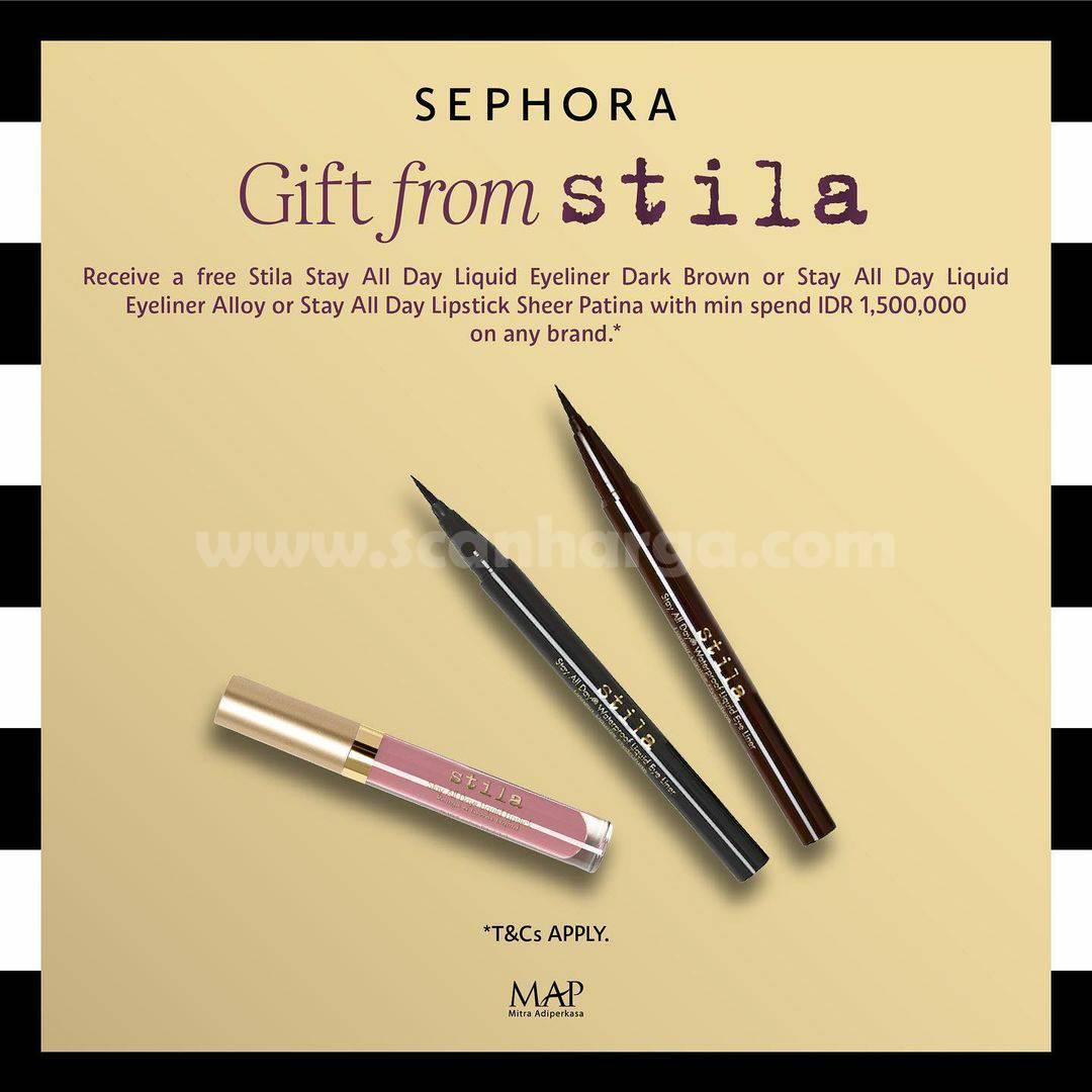 SEPHORA GIFT From STILA
