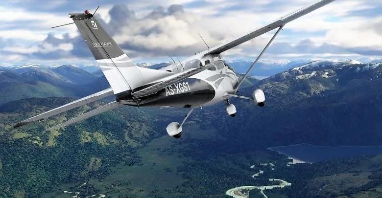 How to change the camera in Microsoft Flight Simulator