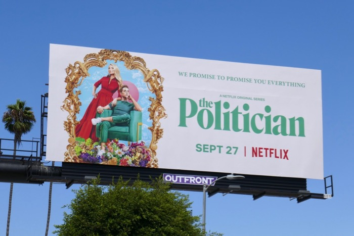 The Politician season 1 billboard