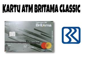 Limit ATM Britama Classic