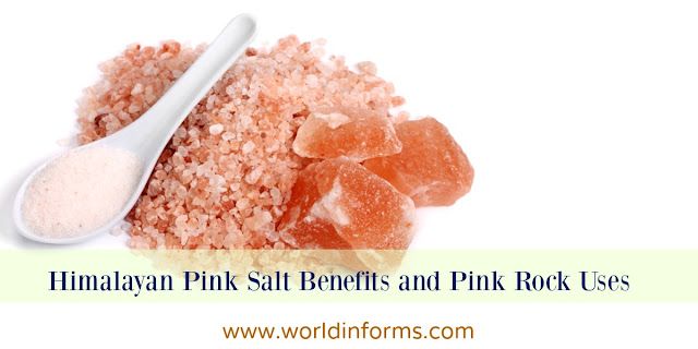 Himalayan Pink Salt Benefits and Pink Rock Uses