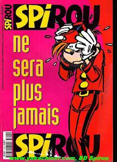 Spirou ne sera plus Spirou, Spirou