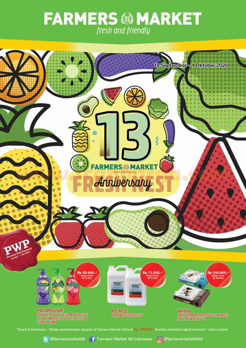 Katalog Promo Farmers Market Terbaru 18 September - 1 Oktober 2020