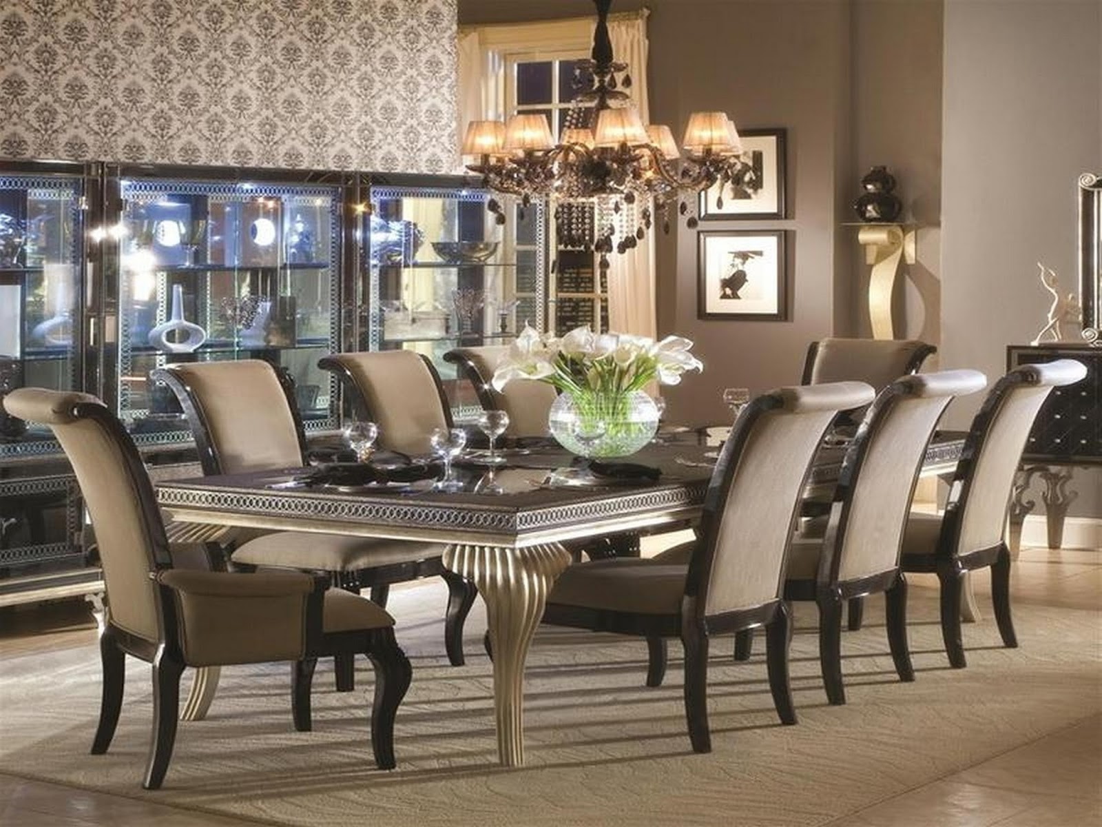 beautiful dining rooms
