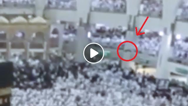 Astagfirullah, Pria Misterius Ini Bunuh Diri di Masjidil Haram saat Sedang Dilangsungkan Salat Tarawih