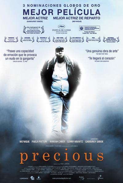Preciosa [Precious] DVDRip [Español Latino] Descargar