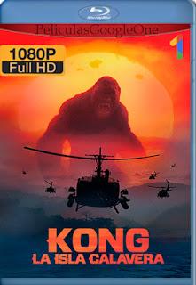 Kong: La isla calavera (Kong: Skull Island) (2017) [1080p BRrip] [Latino-Inglés] [LaPipiotaHD]