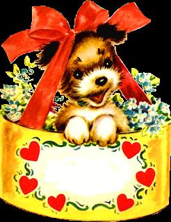 san valentin,vintage,gatos,png,clipart,recursos,retro,