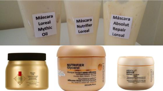 mascaras de nutricao loreal  resenha