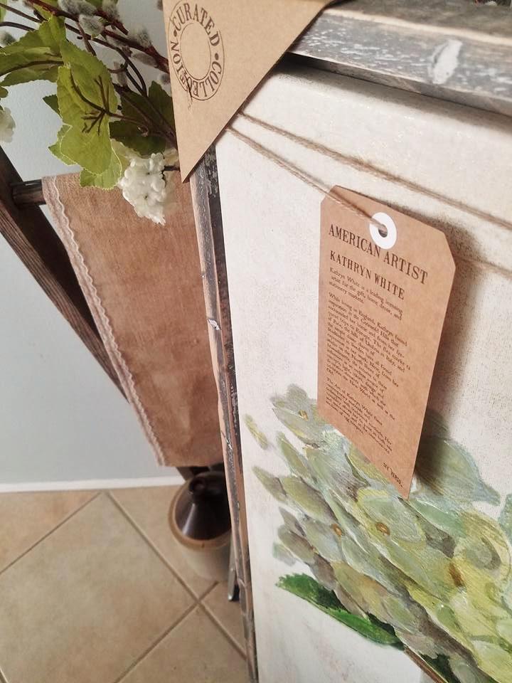 Kathryn White Home Goods Decor