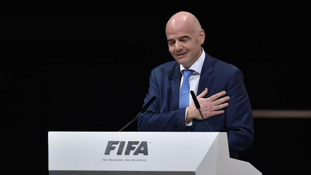 Apresiasi Gianni Infantino Terhadap Program FIFA Forward di Indonesia
