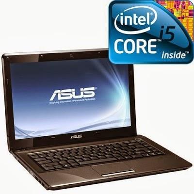 Harga Laptop Asus Core i5 Terbaru