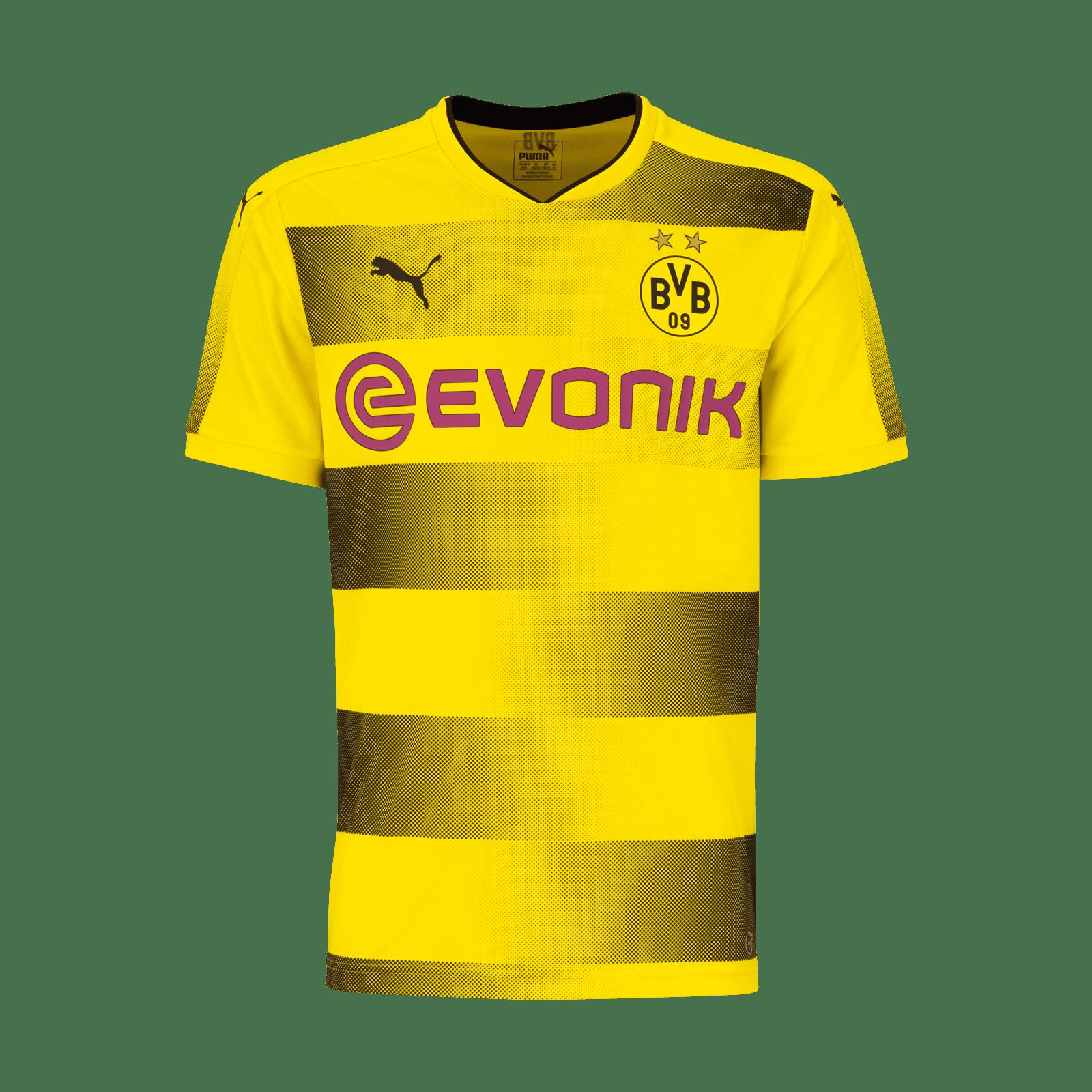 eceaa9a44f995 Saíram as novas camisa do Borussia Dortmund para temporada que vem ...