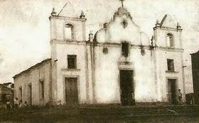 Resultado de imagem para igreja antiga de almino afonso rn