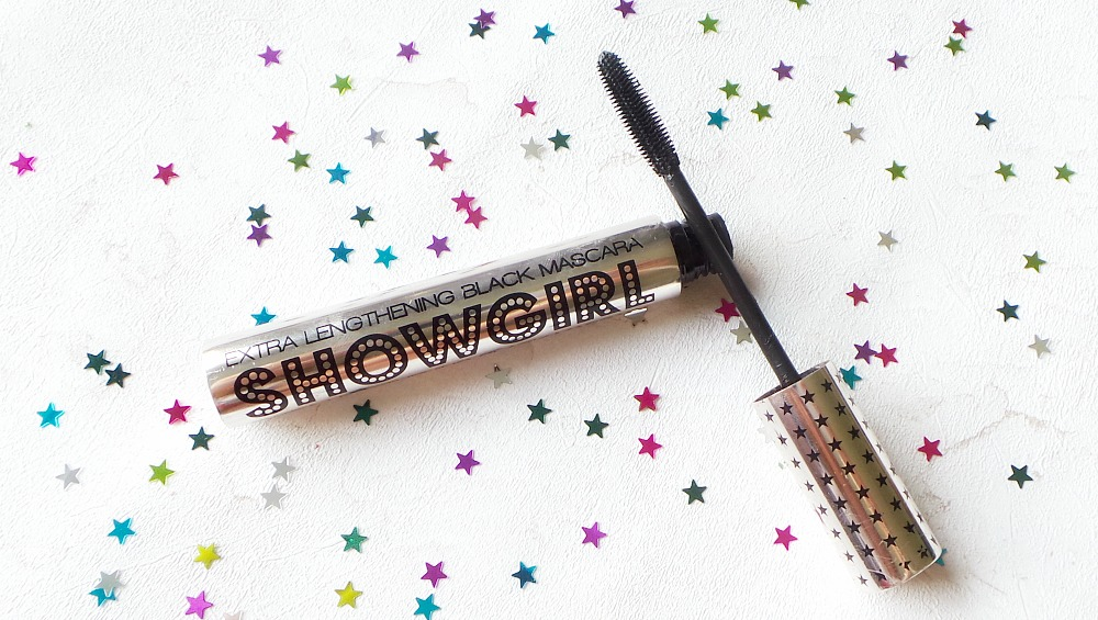 Barry M Showgirl Mascara review