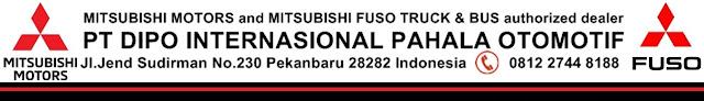 DAFTAR HARGA MITSUBISHI DUMAI TERBARU 2019
