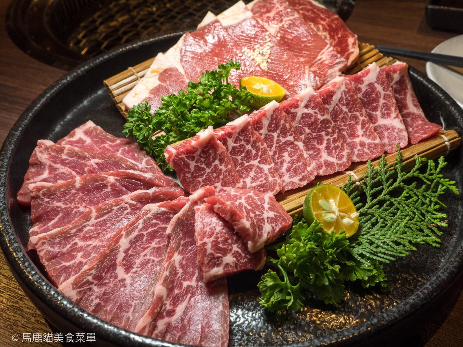 [雲林斗六] 焰屋燒肉 -焰や燒肉- 頂級享受 | 馬鹿貓美食菜單